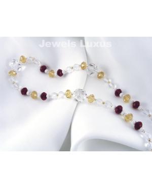Rock Crystal Necklace