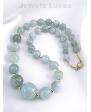 530ct Aquamarine Necklace