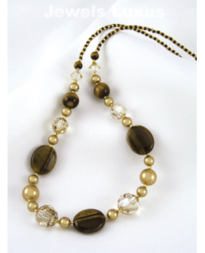 Tiger's-Eye Necklace