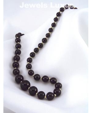 Pyrope Garnet Necklace