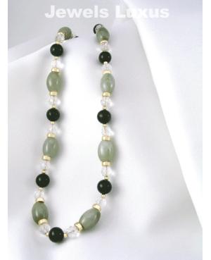 Jadeite Nephrite Necklace